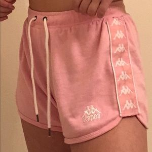 Authentic Custard Kappa Shorts!!